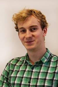 Photo of Jamie Evans, Research & Communications Assistant at CDF