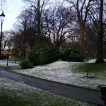 Derby Arboretum Park slider